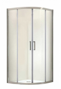Tuš paravan CLASSIC HYDROFIT polukružni SLIDE R80 6mm