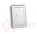 Vrata za dimnjak 120x180 ANKO bela ǀ Expont doo