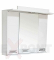 Ogledalo za kupatilo TULIP LUX gornji deo 65 cm