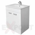 Ormar za kupatilo donji deo LUX 71 cm konzolni i lavabo SLIM